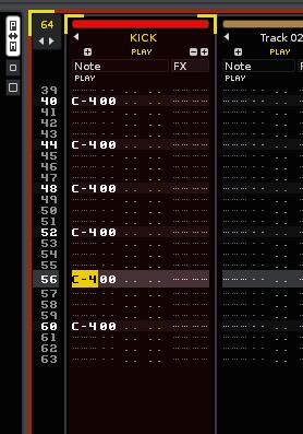 renoise画面6