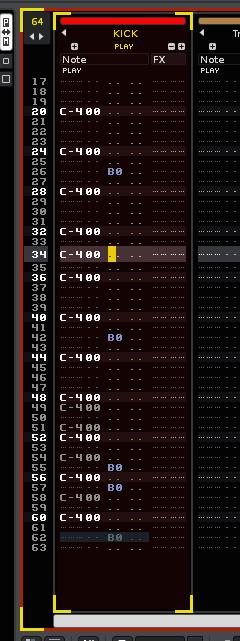 renoise画面9