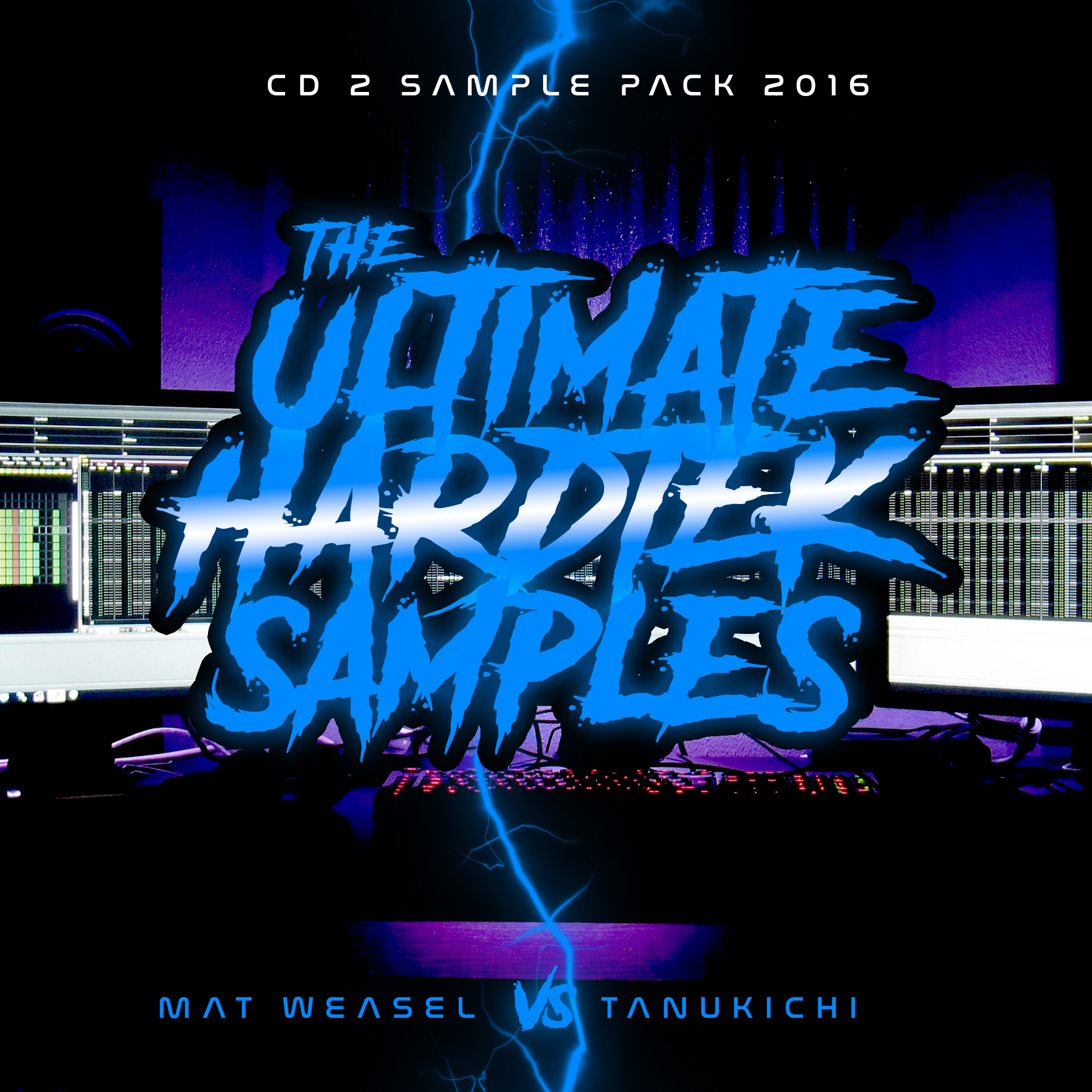 the hardtek ultimate samples 1 2 web 販売開始