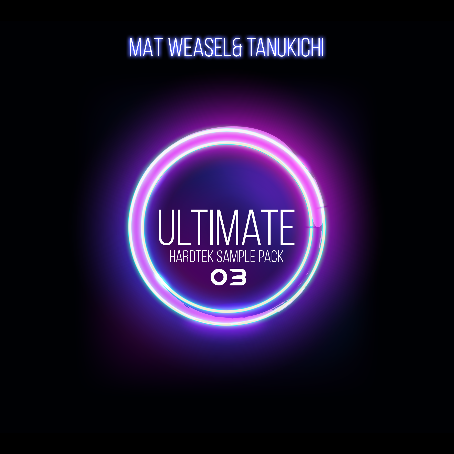 the ultimate hardtek sample pack 3 by mat weasel tanukichi発売